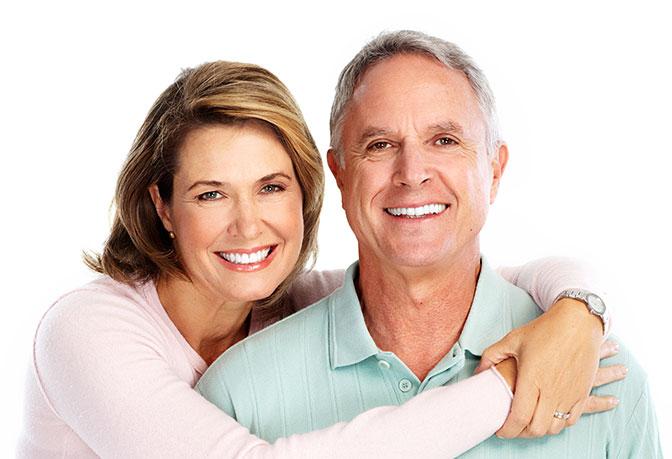 Image of Older Couple